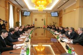 "Tatarstan President to meet with representatives of NP ""LAT"""